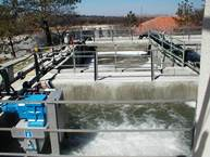 WATER AND SEWAGE TREATMENT PLANTS